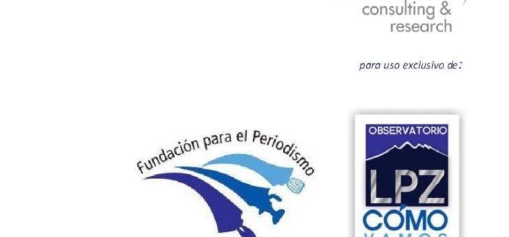 Informe de la Encuesta de percepción de calidad de vida 2014