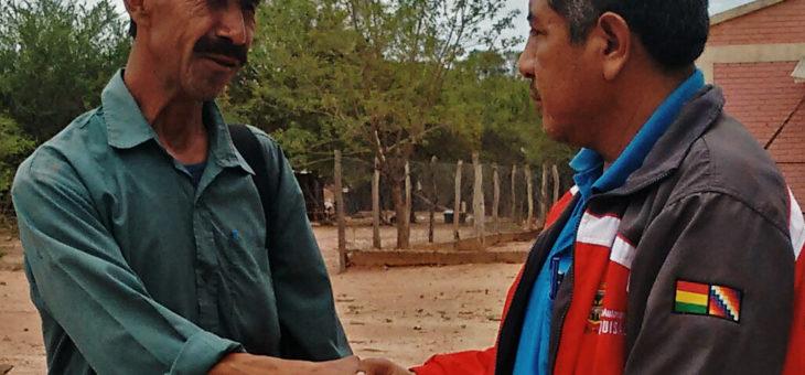 Macharetí enfrenta el déficit del agua con soluciones prácticas
