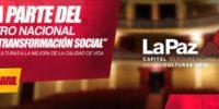 La Paz convoca a iniciativas culturales a encuentro nacional
