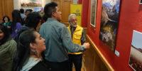 Concejo Municipal expone fotografías sobre La Paz