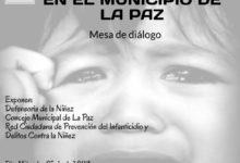 Mesa Redonda: Violencia infantil en el municipio de La Paz