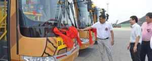 Buses Puma Katari y recolección de desechos son aprobados por la ciudadanía