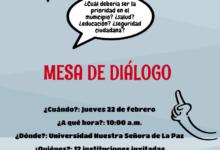 Mesa de Diálogo
