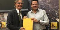 Claudio Acioly destaca compromiso de la ciudadanía paceña y tarijeña con su ciudad
