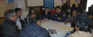 Alcaldía y ciudadanía analizaron los problemas de la inseguridad y asentamientos urbanos